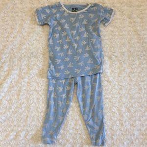 Kicker Pants pajama set